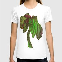 forrest T-shirts featuring Rain Forrest by Softmyst