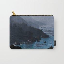 Big Sur Blue Carry-All Pouch
