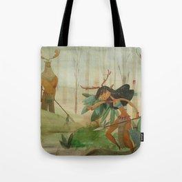Mundos perdidos Tote Bag
