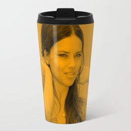 Adriana Lima - Celebrity Travel Mug