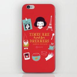 Amélie Poulain iPhone Skin