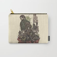 The Last of Us Artwork Carry-All Pouch