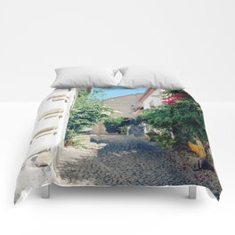 Portugal, Obidos (RR 181) Analog 6x6 odak Ektar 100 Comforters
