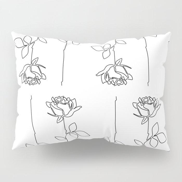 Thorns Pillow Sham