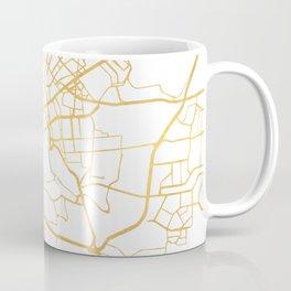 CAIRO EGYPT CITY STREET MAP ART Coffee Mug