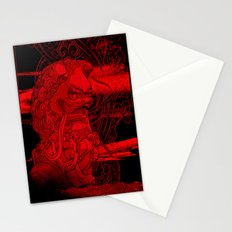 City of Dragon Stationery Cards