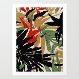 tropical spice Art Print