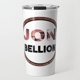 Jon Bellion: Beautiful Mind Travel Mug