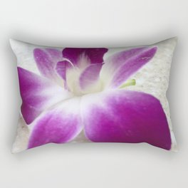lost orchid Rectangular Pillow