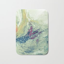 abstract studdy 2 Bath Mat
