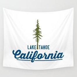 Lake Tahoe. Wall Tapestry
