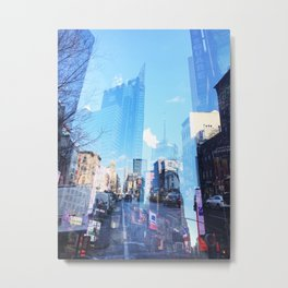 World Series: New York, New York Metal Print