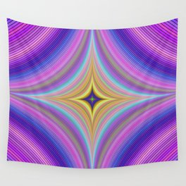 Time hole Wall Tapestry