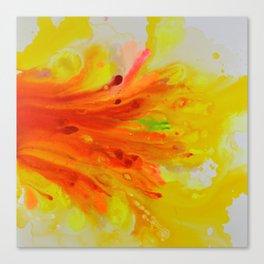 Burst Canvas Print