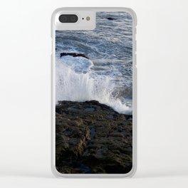 Pirates Cove 2 Clear iPhone Case