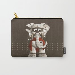 Loyolo - The Loyal Elephant Carry-All Pouch