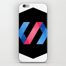 polymer javascript library framework  polymerjs programming web iPhone Skin
