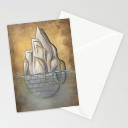 See Beneath the Surface Stationery Cards