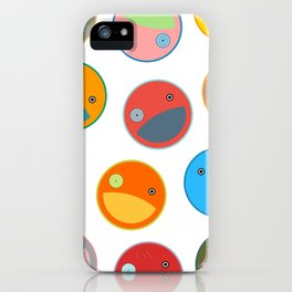Utterly quackers  iPhone Case
