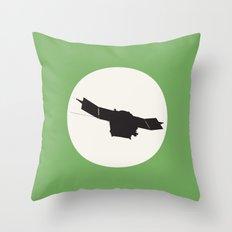 MAVEN Throw Pillow