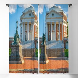 Virginia Charlottesville Campus Print Blackout Curtain