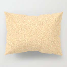 Cracked Glass - Brown Pillow Sham