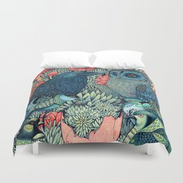 Cosmic Egg Duvet Cover