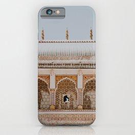 Amber Palace III / Jaipur, India iPhone Case