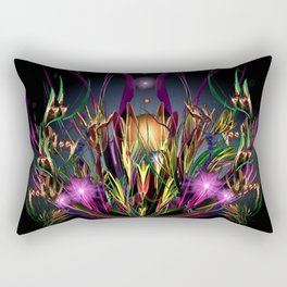 Art Deco Lullaby Rectangular Pillow