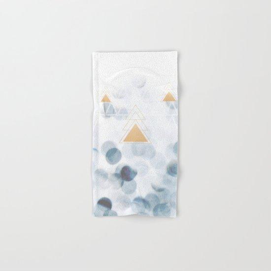 Winter Vibes Hand & Bath Towel