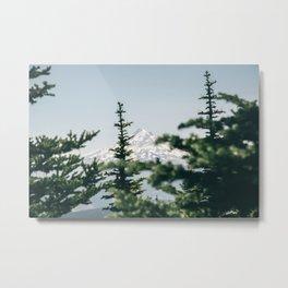 Mount Hood XVI Metal Print