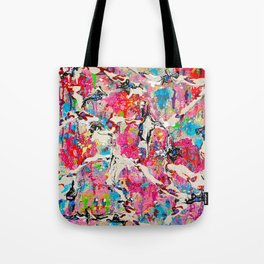 Frozen Hot Chocolate Tote Bag