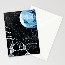 To the Moon and Back, for you Stationery Cards