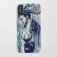 Will Graham iPhone X Slim Case