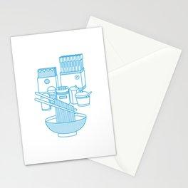 Ramen Set Stationery Cards