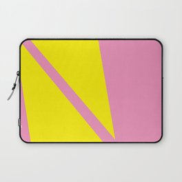 Pink Angles Laptop Sleeve