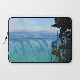Be My Beach Laptop Sleeve