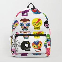 fiesta de calacas Backpack