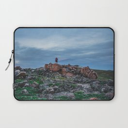 At the Top of the World: 3 Laptop Sleeve