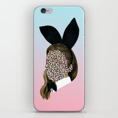 Playboy Bunny Girl iPhone Skin