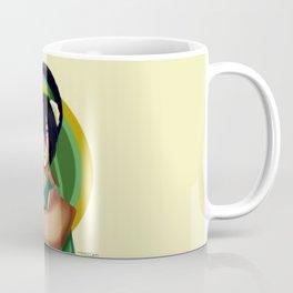 The Blind Bandit - Toph Coffee Mug
