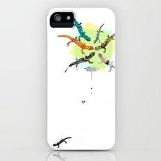 FORMOSA SERIES【Salamanders】 iPhone (5, 5s) Slim Case