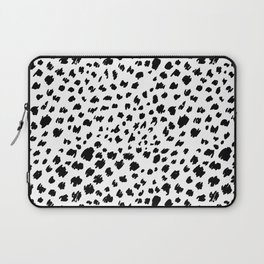 Cheetah skin pattern design Laptop Sleeve