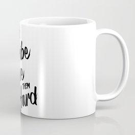 Find Your Tribe - BDSM Triskelion Coffee Mug