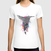 hummingbird T-shirts featuring HummingBird by efan