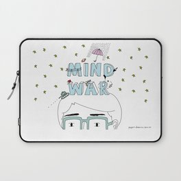 Mind War Laptop Sleeve