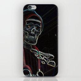 Neon Dr . iPhone Skin