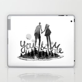 You & Me Laptop & iPad Skin