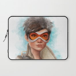 Trace of Tracer Laptop Sleeve