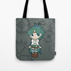 Steampunk Sailor Neptune - Sailor Moon Tote Bag